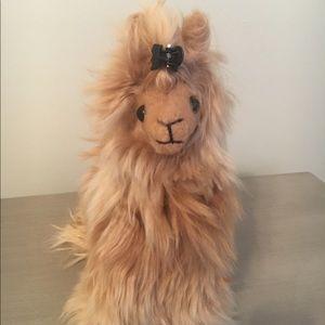 Peruvian Suri Alpaca